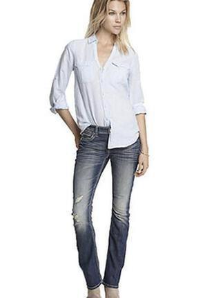Крутые тертые джинсы от usa urban decay (оригинал) 26/27