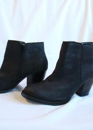 Ботинки new look (размер 39 (uk6))