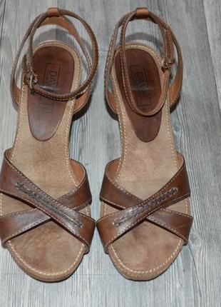 Стильные босоножки сандали dave mayer оригинал размер 37 38 стелька 24 24,5 см