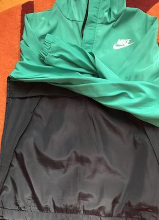 Куртка ветровка вітровка nike