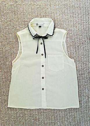 Легкая рубашка hearts & bows
