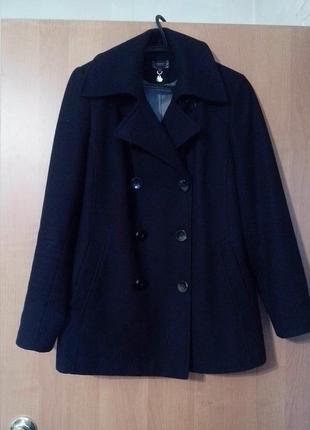 Пальто демисезонне кашемірове