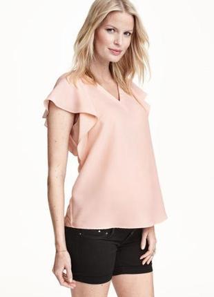 Блуза для беременных h&m mama лето