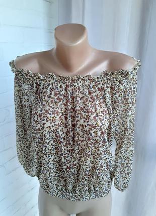 Легкая блуза wallis