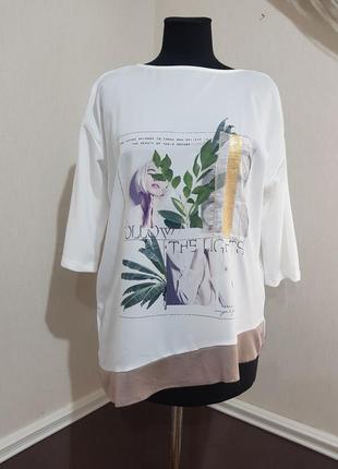 Красивая блуза oltre