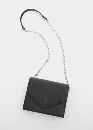Новая сумка на цепочке pull&bear