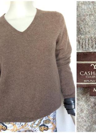 Кашемировый джемпер cashmere collection