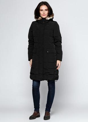 Пуховик зимний geox, р.m-l - 44 it. новая куртка, пальто женское