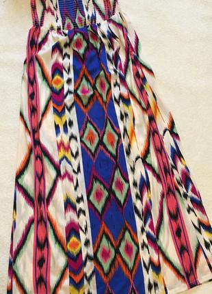 Платье длинное хл-ххл