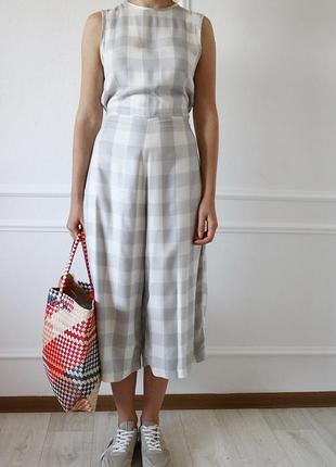 Плетеная сумка-шопер от mango2