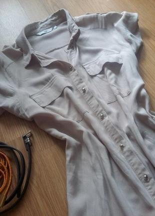 Літнє плаття-сорочка new look