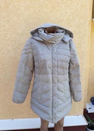 Крутое пальто на синтепоне пуховик от esprit
