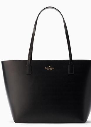 Идеальная черная сумка kate spade