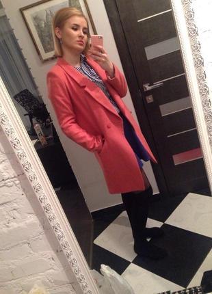 Очень крутое и модное пальто
