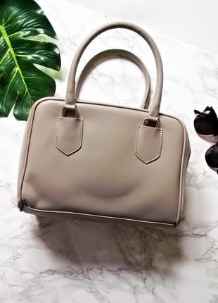 Стильная сумка натуральная кожа италия