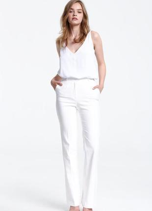 Белые брюки farah, размер 46 - 48