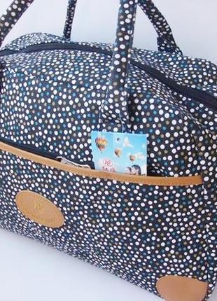 Небольшая дорожная сумка hs