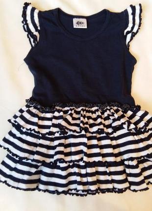 Платье размер 86см -1,5годика
