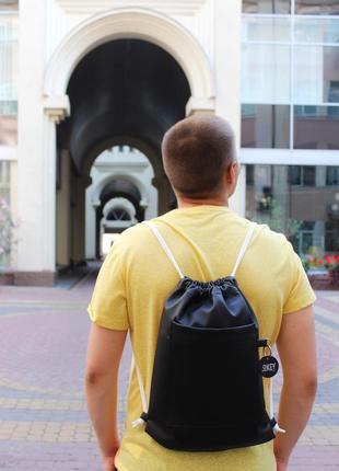 Рюкзак it's.okey чорний