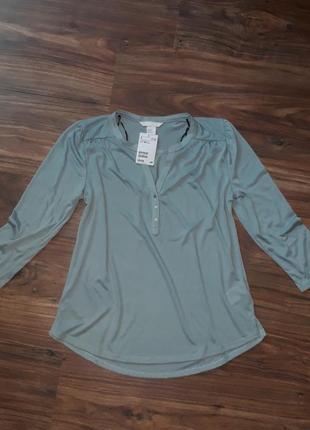 Топ блуза рубашка h&m