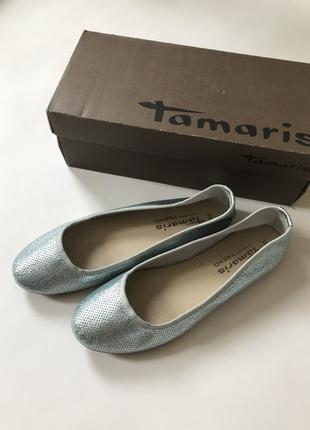 Балетки tamaris 38-39 25 см