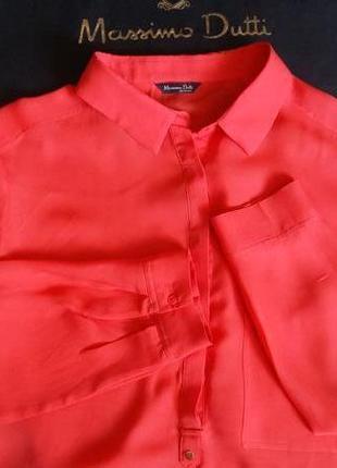 Рубашка, блуза massimo dutti