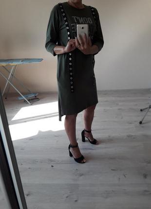 Трендовое,крутое,элегантное,стильное,деловое,офисное  платье от binka,р-ры m/l/xl