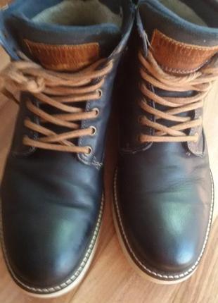 Зимние ботинки respect your self