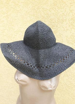 Летняя шляпа с широкими полями от hm