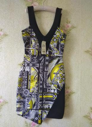 Мега крутое платье miss selfridge