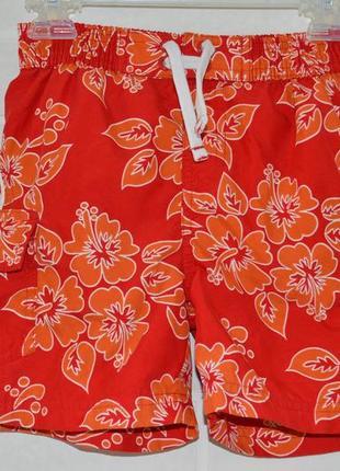 Плавательные шорты m&s для моря и пляжа