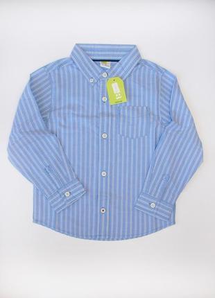 Рубашка качественная для садика от crazy 8( сша) 99-106,5 см рост(4т) и 107-114 см(5т)