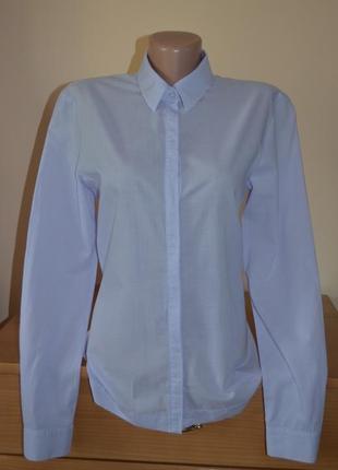 Рубашка max&co (max mara) с интересной спинкой на завязках