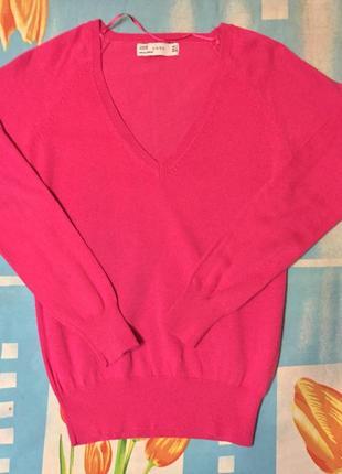 Джемпер пуловер zara