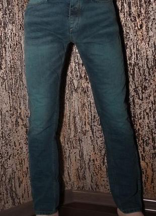 Оригинал джинсовые брюки, джинсы jack & jones erik original. w31/l34