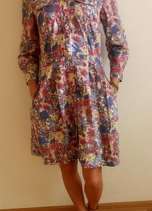 Платье, ретро стиль, tommy hilfiger