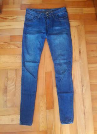 Джинси скинни джинсы denim co