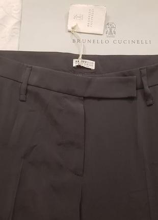 Брюки brunello cuchinell /оригинал/новые