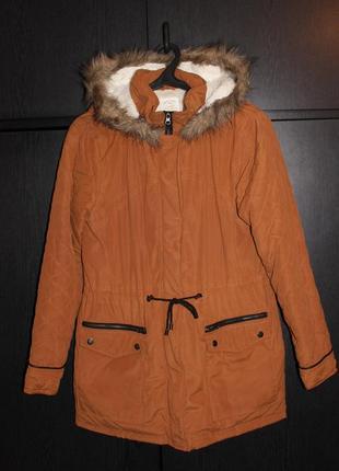 Куртка демисезон утепление