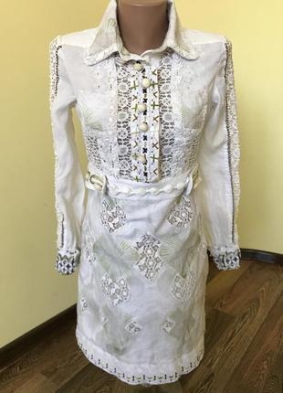 Сукня від французького будинку моди chloe (оригінал)