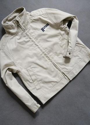 Детская легкая куртка tommy hilfiger