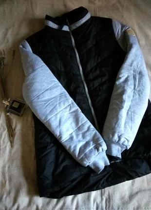 Демисезонная куртка, бомбер