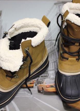 Продам мужские ботинки crocs allcast ii snow boot зимние новые сапоги крокс из сша