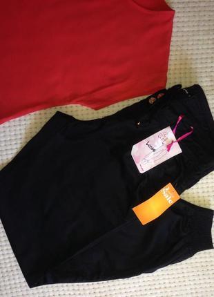 Стильные брюки tally weijl (175/78 /а)