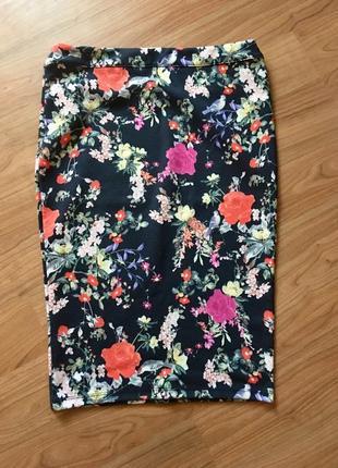Юбка миди юбка футляр юбка