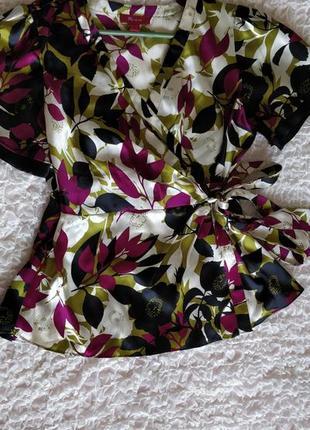 Блуза 100% шовк, шелк, silk