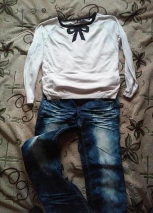 Прикольный свитерок