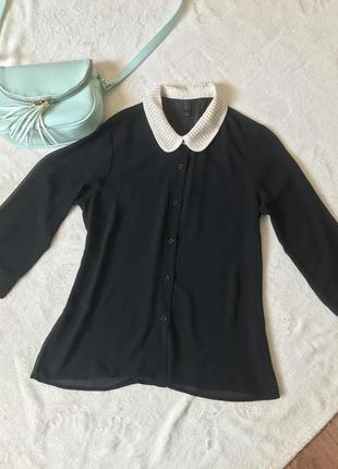 Прозрачная рубашка