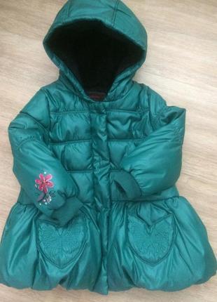 Крута куртка на 2 роки catimini