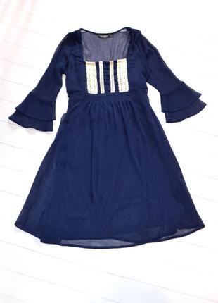 Шифоновое платье atmosphere, размер 38